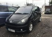 Peugot 1007 For Sale 1-4 16V S Semi Auto 3 Dr Hatchback, Front View