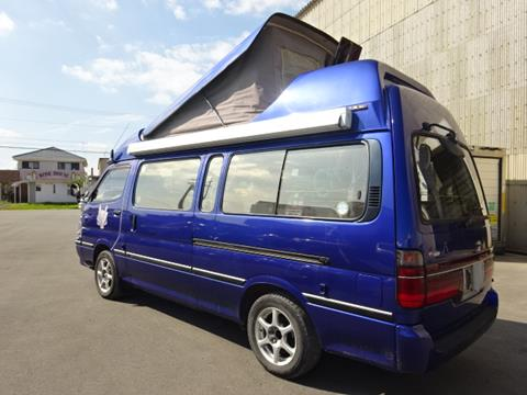 1995 Toyota Hiace 2 8 Diesel Pop Top Auto 4 Berth Camper