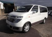 2002 Nissan Elgrand 3.5 V6 E51 Auto 8 Seater Mpv For Sale, Front View (P51)