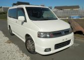 2003 Honda Stepwagon MPV For Sale, 2.4 4Wd Spada Auto 8 Seater, Front View Drivers Side