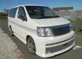 2001 Nissan Elgrand 3.5 V6 Auto Optional 4wd Rider 8 Seater Mpv, 100+ Japanese imports