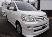 2005 Toyota Noah 2.0 X Auto 8 Seater MPV For Sale (N52), Front View, Drivers Side