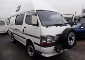 1993 Toyota Hiace 2.8 Diesel Super GL Optional 4wd Auto 4 Berth Hi Top Camper Van For Sale (Ref: Z40), Front View, Drivers Side