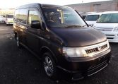 2004 Honda Stepwagon 2.4 Auto 24T 8 Seater MPV For Sale (H2), Front View, Drivers Side