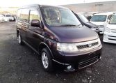 2005 Honda Stepwagon 2.4 4WD 24T Auto 8 Seater MPV For Sale (Ref H66), Front View, Drivers Side