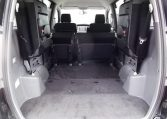 2004 Toyota Voxy 2.0 Auto 8 Seater MPV (V7), Interior View Rear Seats Down For Storage. Japanese import cars for sale.