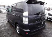 2004 Toyota Voxy 2.0 Auto 8 Seater MPV (V7), Rear View, Passengers Side. Jap imports UK.