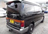 1995 Mazda Bongo 2.5 TD Autofreetop Friendee Auto 8 Seater 4WD MPV, 4 Berth Camper (P80), Rear View, Drivers Side