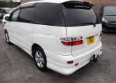2001 Toyota Estima 2.4 Auto 7 Seater LPG Converted MPV (P28), Rear View, Passengers Side