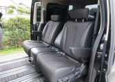 2005 Nissan Elgrand 2.5 V6 Auto ME51 Highway Star 8 Seater MPV (E53)., Interior View Rear Seats