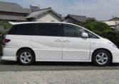 2005 Toyota Estima 3.0 V6 VVTI Four Cam MCR40 Auto 7 Seater MPV (C1), Side View, Drivers Side