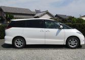 2006 Toyota Estima 3.5 V6 Aeras GSR50 Auto 8 Seater MPV (C2), Side View, Drivers Side