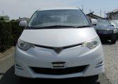 2006 Toyota Estima 3.5 V6 Aeras GSR50 Auto 8 Seater MPV (C2), Front View, Jap imports from KV Cars Ltd.