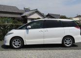 2006 Toyota Estima 3.5 V6 Aeras GSR50 Auto 8 Seater MPV (C2), Side View, Passengers Side