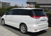 2006 Toyota Estima 3.5 V6 Aeras GSR50 Auto 8 Seater MPV (C2), Rear View, Passengers Side