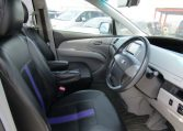 2006 Toyota Estima 3.5 V6 Aeras GSR50 Auto 8 Seater MPV (C2), Drivers Seat, Interior View Dashboard & Steering Wheel