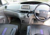 2006 Toyota Estima 3.5 V6 Aeras GSR50 Auto 8 Seater MPV (C2), Interior View Dashboard & Gear Stick