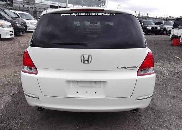 2006 Honda Odyssey 2.4 IVTEC Type M Auto 7 Seater MPV (H74), Rear View