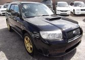 2006 Subaru Forester 2.0 Cross Sports Manual Turbo 4WD Estate (S23), Front View, Drivers Side.