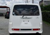 2002 Honda Mobilio Spike 1.5 Auto 7 Speed Gear Box 5 Seater Mini MPV (H7), Rear View