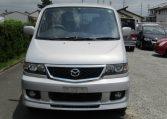 2002 Mazda Bongo 2.0 Aero Rs Auto 8 Seater MPV (B35), Front View. Jap imports.