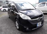 2005 Honda Stepwagon 2.0 Ivtec Auto 8 Seater MPV (P67), Front View, Drivers Side, Japanese imports.
