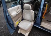 2002 Nissan Serena 2.0 Auto 7 Seater Mpv With Electric Disabled Chair And Rear Electric Ramp, Blue(A2), Disabilty Chair External View