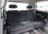 2006 Honda Elysion 2.4 G Aero Vtec Rr1 Auto 8 Seater MPV, White (H85), Interior View Rear Seats