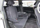 2006 Honda Elysion 2.4 G Aero Vtec Rr1 Auto 8 Seater MPV, White (H85), Interior View Rear Seats (Armrests Up)