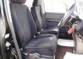 2006 Honda Stepwagon 2.4 Rg3 Auto 8 Seater MPV, Black (H83), Interior View Drivers Side Steering Wheel