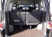 2006 Honda Stepwagon 2.4 Rg3 Auto 8 Seater MPV, Black (H83), Interior View Rear Seats Down For Storage