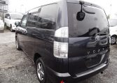 2006 Toyota Voxy 2.0 X Ltd Edn 4WD Auto 8 Seater MPV, Grey (V33), Rear View, Drivers Side. Japanese import cars.