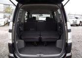 2006 Toyota Voxy 2.0 X Ltd Edn 4WD Auto 8 Seater MPV, Grey (V33), Interior View Rear Seats. Jap imports.