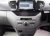 2006 Toyota Voxy 2.0 X Ltd Edn 4WD Auto 8 Seater MPV, Grey (V33), Interior View Dashboard Console. Japanese import cars uk.