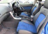 2004 Subaru Legacy 2.0 Gt Spec B Wr Ltd Twin Scroll Bp5 Turbo Auto Estate (S56), Interior View Dashboard & Steering Wheel. Import Japanese cars uk.
