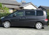 2006 Honda Stepwagon 2.0 GLS Package 4WD Auto 8 Seater MPV (H51), Side View, Passengers Side
