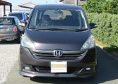 2006 Honda Stepwagon 2.0 GLS Package 4WD Auto 8 Seater MPV (H51), Front View, Jap imports.