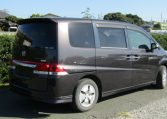 2006 Honda Stepwagon 2.0 GLS Package 4WD Auto 8 Seater MPV (H51), Rear View, Drivers Side