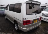2000 Toyota Grand Hiace 3.4 V6 Auto 4wd 8 Seater MPV (P31) For Sale (Ref: Z40), Rear View, Passengers Side