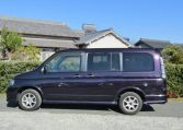 2004 Honda Stepwagon 2.0 Auto Spada 4WD 8 Seater MPV (H32), Side View, Passengers Side, Sliding Door