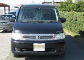 2005 Honda Stepwagon 2.0 4WD Auto 8 Seater MPV (H22), Front View, Jap imports