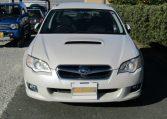 2007 Subaru Legacy 2.0 Gt Si Drive B Spec 4WD Faceligt Auto Estate (S63), Front View. Jap imports.