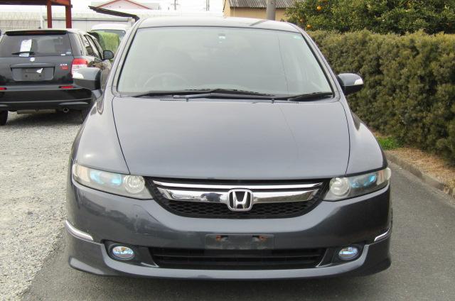 2006 Honda Odyssey 2.4 Aero Auto 7 Seater MPV (H50), Front View. Jap imports.