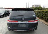 2006 Honda Odyssey 2.4 Aero Auto 7 Seater MPV (H50), Rear View. Japanese import cars.