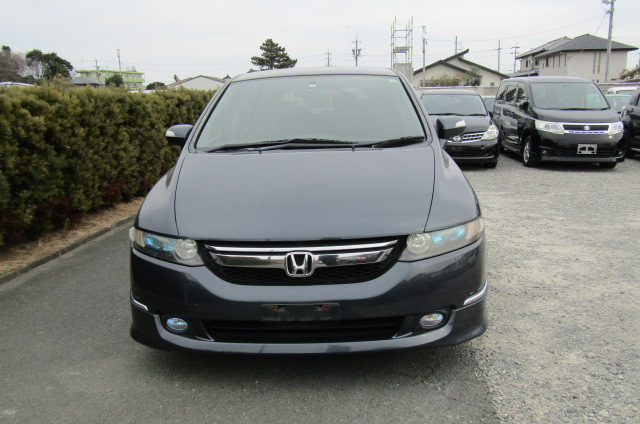 2006 Honda Odyssey 2.4 Aero Auto 7 Seater MPV (H50), Front View 2. Jap imports.