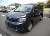 2007 Toyota Voxy 2.0 Facelift Ltd Edn Auto 8 Seater MPV (V90), Front View, Passengers Side. Japanese imports for sale.