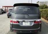 2008 Honda Stepwagon 2.4 Spada 24 Z Auto 8 Seater MPV (H36), Rear View. Japanese import cars.