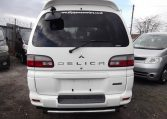 2005 Mitsubishi Delica 3.0 V6 Auto Special Edition Optional 4WD 8 Seater MPV (R20), Rear View. Japanese import cars.
