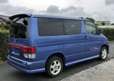 2002 Mazda Bongo 2.5 Rfs Aero Auto 8 Seater MPV (B2), Rear View, Drivers Side