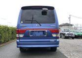 2002 Mazda Bongo 2.5 Rfs Aero Auto 8 Seater MPV (B2), Rear View